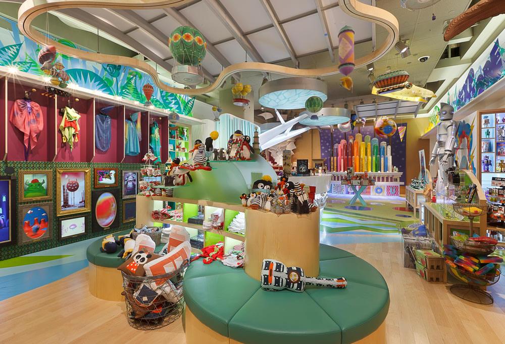 Grand America Hotel JouJou Toy Store